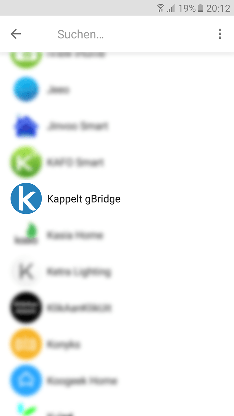 Control Sonoff Tasmota with Google Assistant – Kappelt Electronic
